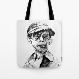 respectable man Tote Bag