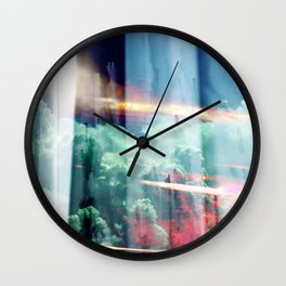 glitch cloud 8. Wall Clock