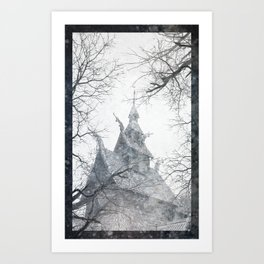 Reminders of Home Art Print