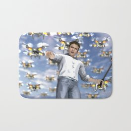 I want you to be my volunteer! Bath Mat