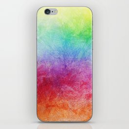 Color Harmony iPhone Skin