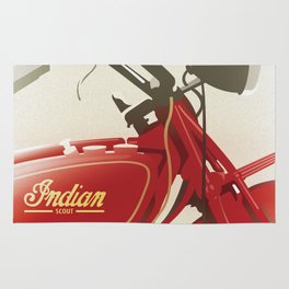 Indian Scout Rug