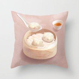 Bao Throw Pillow