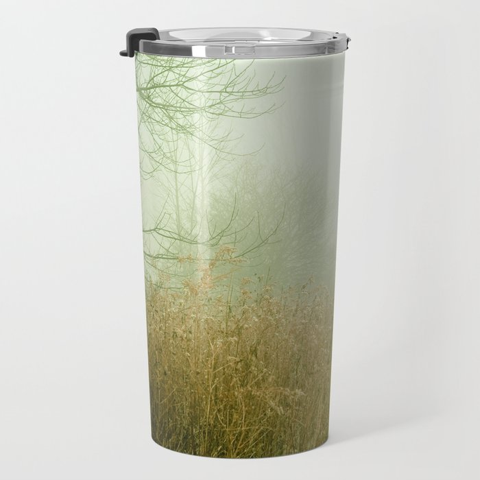 A Lovely Faded Memory of You Travel Mug