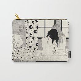 The Tell Tale Heart Carry-All Pouch