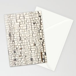 Paint Chips Stationery Cards