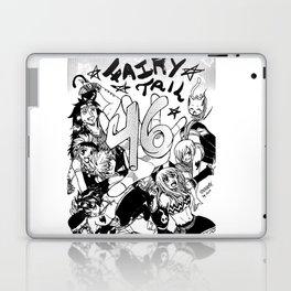 Fairy Tail 46 Laptop & iPad Skin