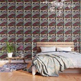 """Henri de Toulouse-Lautrec """"The Bed"""" Wallpaper"""