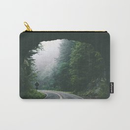 Through The Tunnel Carry-All Pouch