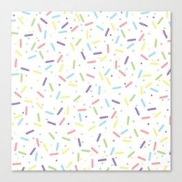 Sprinkles Bitch Canvas Print
