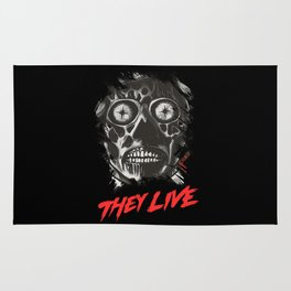They Live - Obey Rug