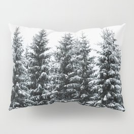 The White Bunch Pillow Sham