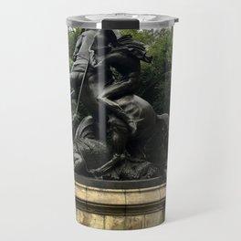 St George & The Dragon Travel Mug