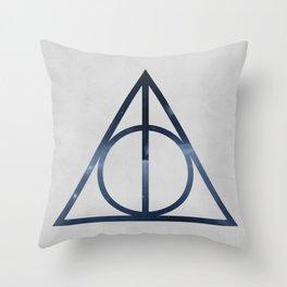 Hallowed Throw Pillow