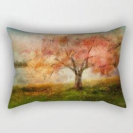 Sprinkled With Spring Rectangular Pillow