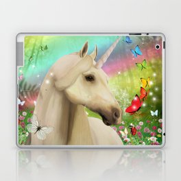 Magical Forest Unicorn Laptop & iPad Skin