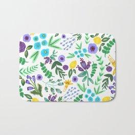 Lavender and Lemons Bath Mat