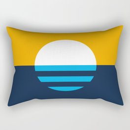 The People's Flag of Milwaukee Rectangular Pillow