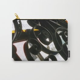 ironwork detail Carry-All Pouch