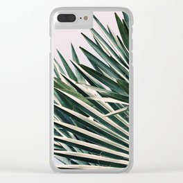 Gray Bismarck #3 Clear iPhone Case