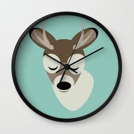 Hert Wall Clock