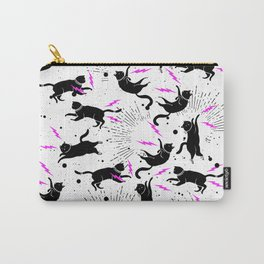 Kittens 'n Rock Carry-All Pouch