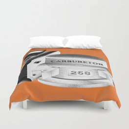 Carburetor Duvet Cover