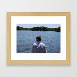 Scenic Adam Framed Art Print