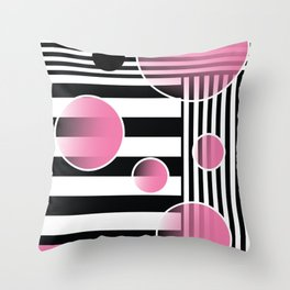 An Effervescent Dream Throw Pillow