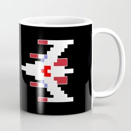 Galaga Fighter Coffee Mug