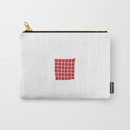 Bars Carry-All Pouch