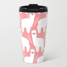 The Alpacas II Travel Mug