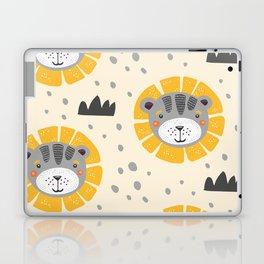 Cute lions Laptop & iPad Skin