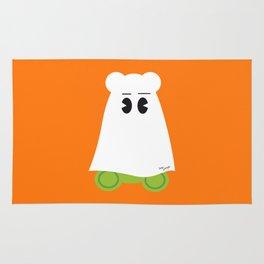 Ghost Gum Bear, Ours en guimauve fantôme - Halloween party Rug