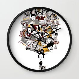 Quentin´s World Wall Clock