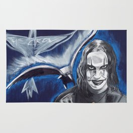 Eric Draven, The Crow Rug
