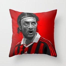 Palol Maldini - AC Milan Throw Pillow