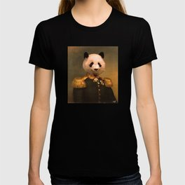 Panda Bear General | Cute Kawaii T-shirt