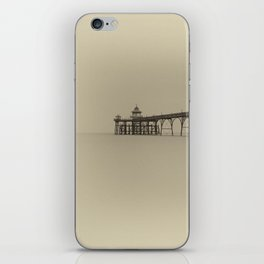 1046249 Clevedon Pier iPhone Skin
