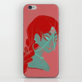 Princess iPhone Skin