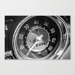 Automotive Favorites Canvas Print