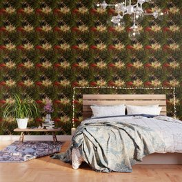 Mini Bromelias Wallpaper