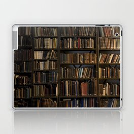 Library books Laptop & iPad Skin