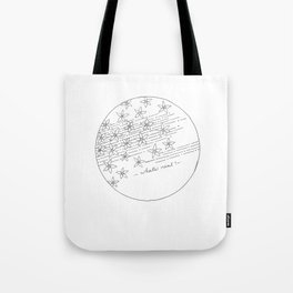 What's Real? Tote Bag