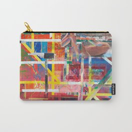 Geometry abstract Carry-All Pouch