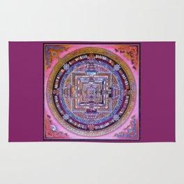 Kalachakra Sera - Mandala Rug