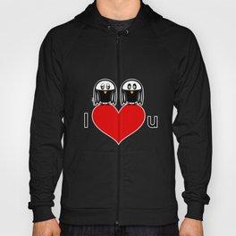 love affairs Hoody