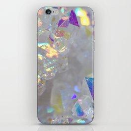 Aurora Borealis Crystals iPhone Skin