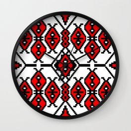 lullaby for ladybugs Wall Clock