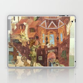 """Reconstruction of Cuaxies"" Laptop & iPad Skin"